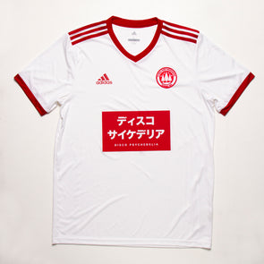 Wasted Heroes FC 003 - Football Jersey - White
