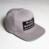 Disco Psychedelia - Snapback - Grey - Wasted Heroes