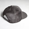 Disco Psychedelia - Trucker Cap - Grey - Wasted Heroes