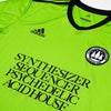 Wasted Heroes FC 002 - Football Jersey - Green - Wasted Heroes