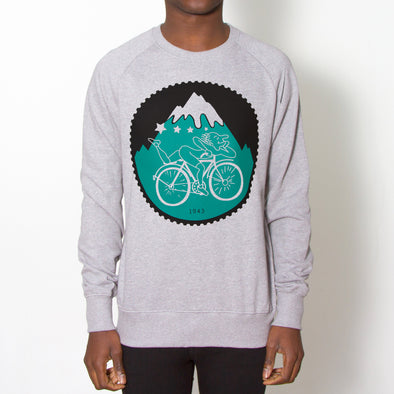 Hofmann - Sweatshirt - Grey - Wasted Heroes
