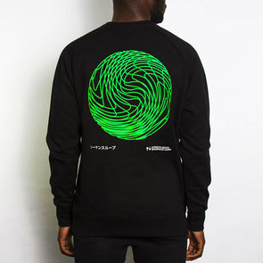 Sequence Sphere - Sweatshirt - Black