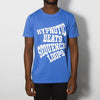 Hypnotic Beats - Tshirt - Blue
