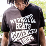 Hypnotic Beats T-shirt - Black