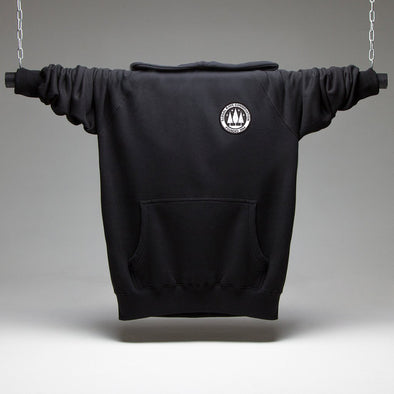 Illegal Rave Pullover Hoodie
