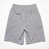 Illegal Rave Conservation - Jersey Shorts - Grey - Wasted Heroes