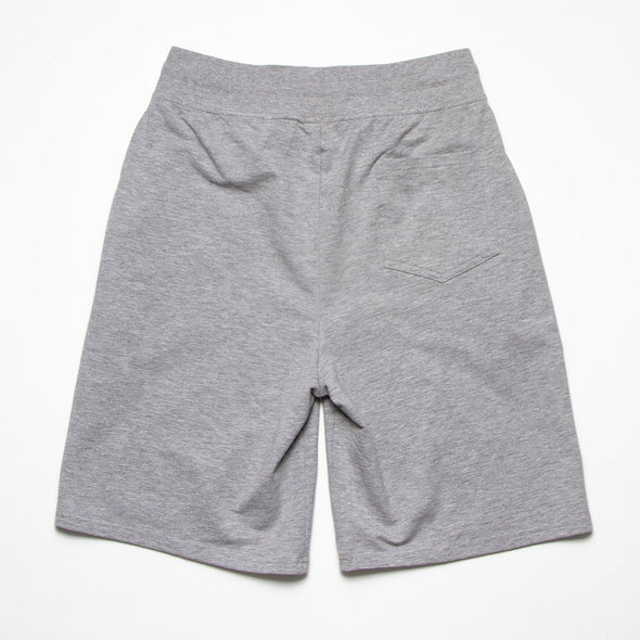 Acid Sport - Jersey Shorts - Grey - Wasted Heroes