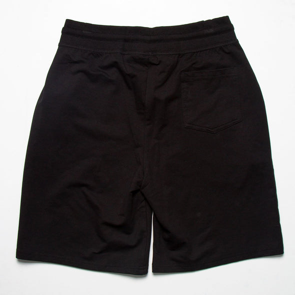 Acid Sport - Jersey Shorts - Black - Wasted Heroes