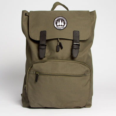 Illegal Rave - Lap top Backpack - Green