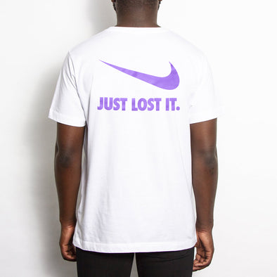 Lost It - Tshirt - White - Wasted Heroes