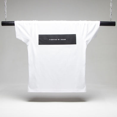 Made In Detroit White T-shirt
