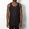 The Recipe Mens Vest