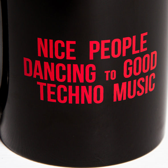 Peoples Techno - Mug - Wasted Heroes
