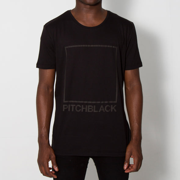 Pitch Black - Fine Jersey T-shirt - Black