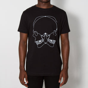 Skulls - Tshirt - Black - Wasted Heroes