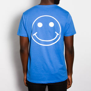 Acid Party Shock - Tshirt - Blue - Wasted Heroes