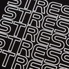 Stress - Tshirt - Black - Wasted Heroes