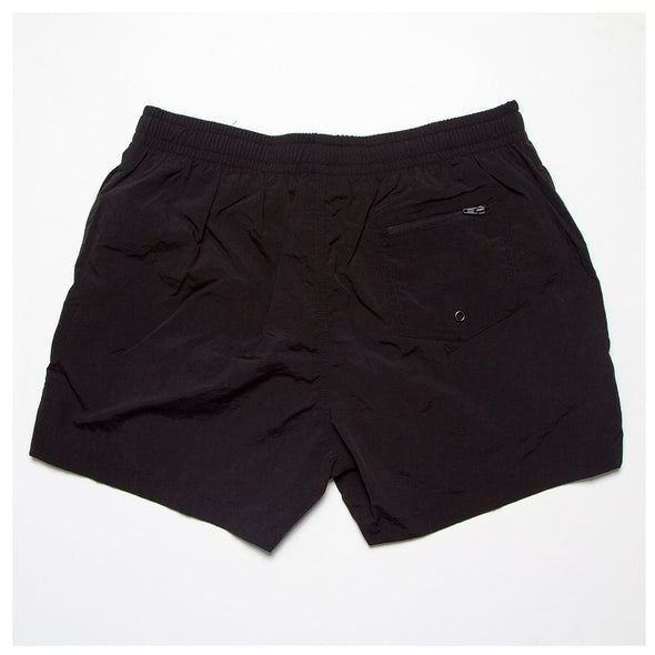 Illegal Rave Conservation - Swim Shorts - Black - Wasted Heroes