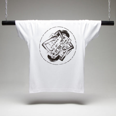 Synth Sex T-shirt - White