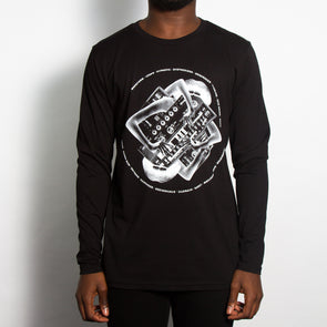 Synth Sex - Long Sleeve - Black