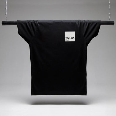 Box Techno Black T-shirt - Black