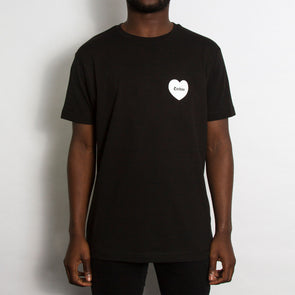 Techno Love - Tshirt - Black - Wasted Heroes