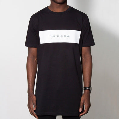 Made In Detroit - Longline - Black
