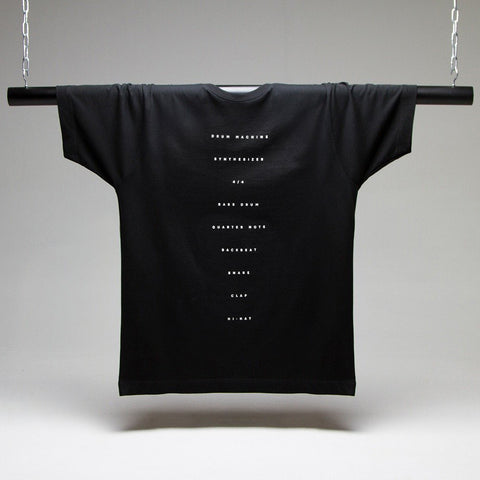 The Recipe T-shirt - Black