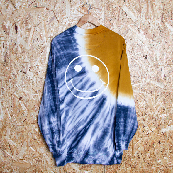 Acid Party Shock - Sweatshirt - TieDye - Wasted Heroes