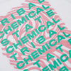 Tribal State Front Print - Tshirt - White - Wasted Heroes