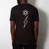 Energy Flash - Tshirt - Black - Wasted Heroes