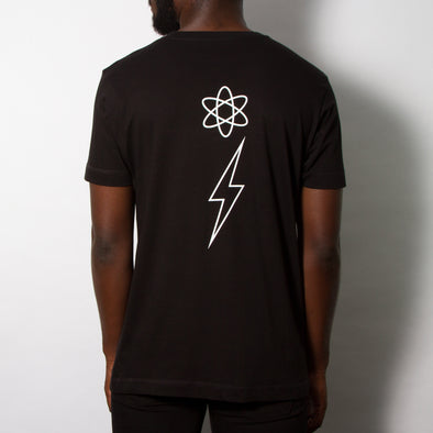 Energy Flash - Tshirt - Black