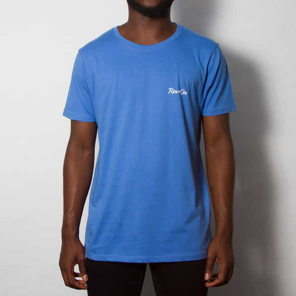 Rave On - Tshirt - Blue