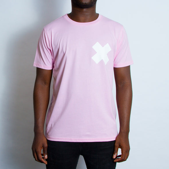 X - Tshirt - Lilac - Wasted Heroes