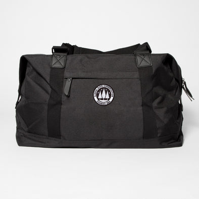 Illegal Rave Conservation Overnight Bag - Black