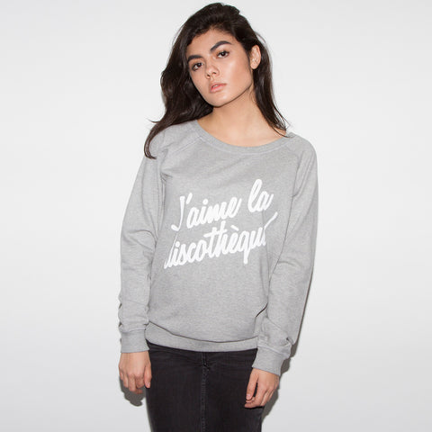 Discotheque Women's Sweatshirt
