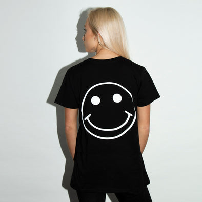 Acid Party Shock  - Women's Tshirt - Black