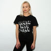House Love Disco - Womens Tshirt - Black