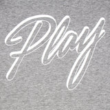 Play Womens Grey Vest