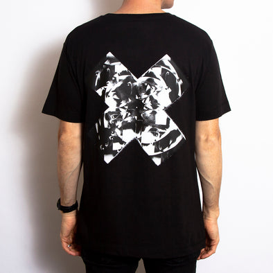 X Eyes - Tshirt - Black - Wasted Heroes