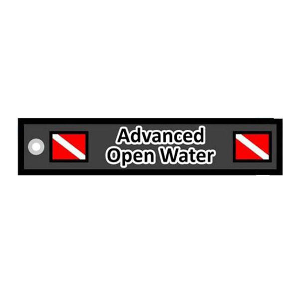 Buy Scuba Certification Tags & Keychains for Your Scuba Gear