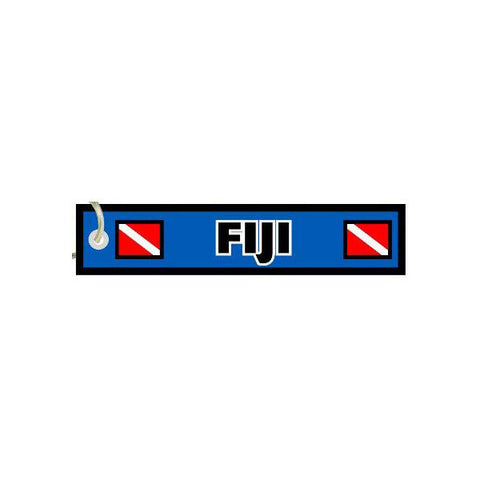 fiji luggage tag