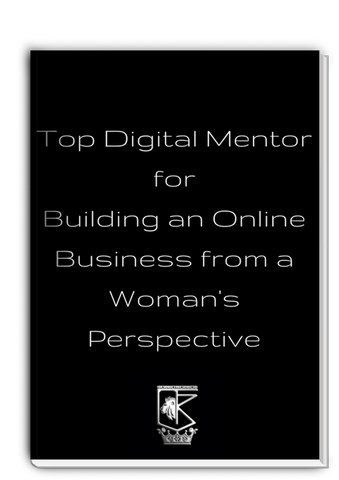 Top Digital Mentor for Building an Online Business from a Woman's Perspective