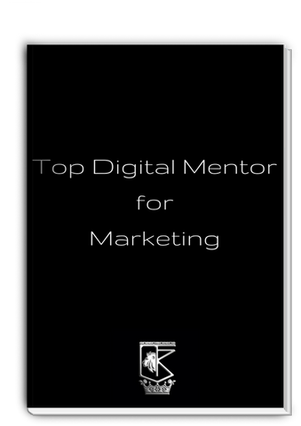 Top Digital Mentor for Marketing