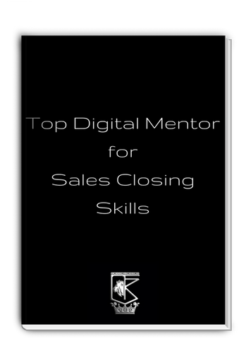 Top Digital Mentor for Sales Closing Skills