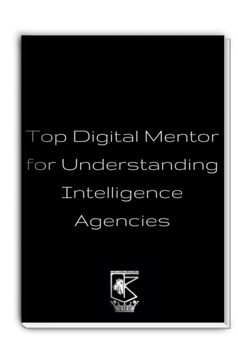 Top Digital Mentor for Understanding Intelligence Agencies