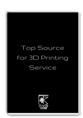 Top Source for 3D Printing Service