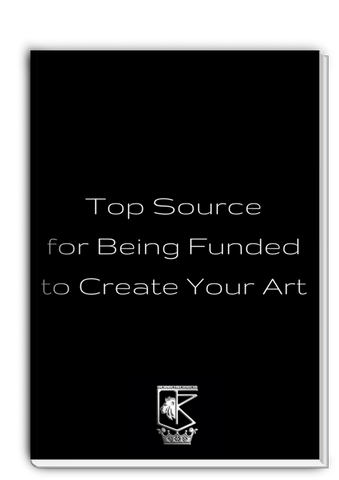 Top Source for Being Funded to Create Your Art