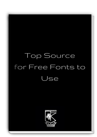 Top Source for Free Fonts to Use
