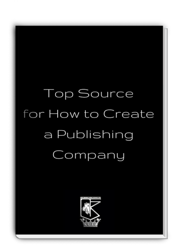 Top Source for How to Create a Publishing Company